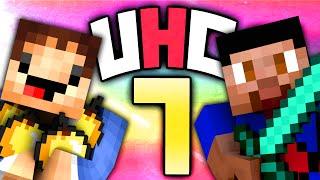 Minecraft UHC #7 (Season 12) - Ultra Hardcore with Vikkstar & Woofless