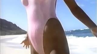 Repeat youtube video Takako Kataishi 片石貴子 1 - Pink Bathingsuit