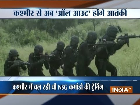 After Governor's rule, 'Black Cat' commandos to be deployed for anti-terror ops in J&K soon