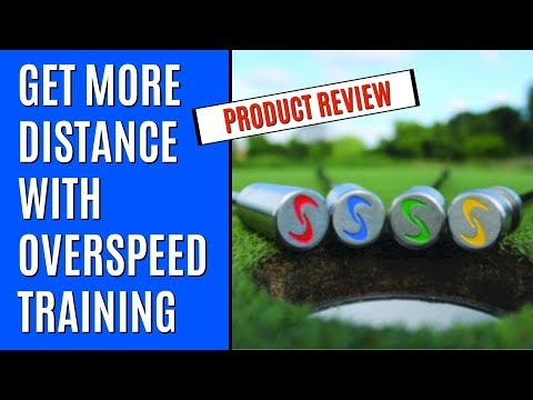 GOLF: Get More Distance With Overspeed Training – Golf Training Aid Review