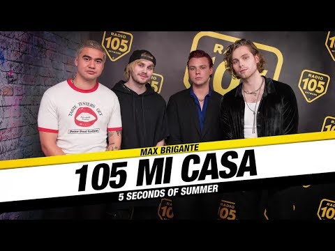 5sos-acoustic-performance-and-interview-at-radio-105-mi-casa-in-italy