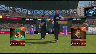 ( सबसे पहले worldwide launch ) Sachin Saga Cricket Champions Official aNdroid / IOS full gameplay