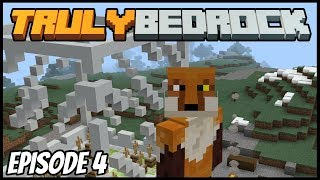 My First Shop! - Truly Bedrock (Minecraft Survival Let's Play) Episode 4