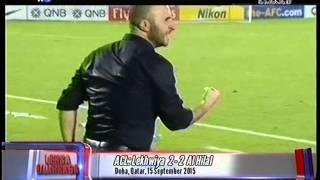 Liga Champion ASIA : Lekhwiya 2 - 2 Al Hilal (15/9/15) 2017 Video