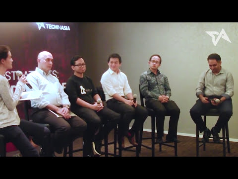 Panel Discussion at Expansion Strategies: The Singapore Advantage
