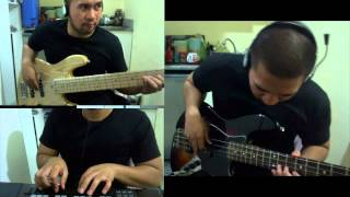 Because of you by Keith Martin - instrumental cover by Jim Joel Santos