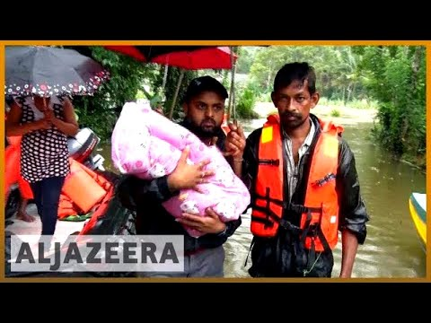 🇱🇰 Sri Lanka: Deadly floods displaced hundreds of thousands  Al Jazeera English