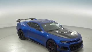182771 - New, 2018, Chevrolet Camaro, ZL1, Coupe, Test Drive, Review, For Sale -