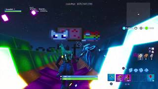 Fortnite music block NYAN CAT code in description