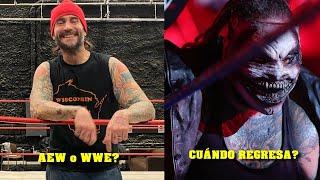 CM Punk Regresa a la Lucha Libre! Malas Noticias de The Fiend Bray Wyatt! Noticias WWE