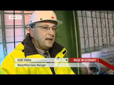 Offshore Wind Farm - Giving Bremerhaven a Tail Wind | Made in Germany