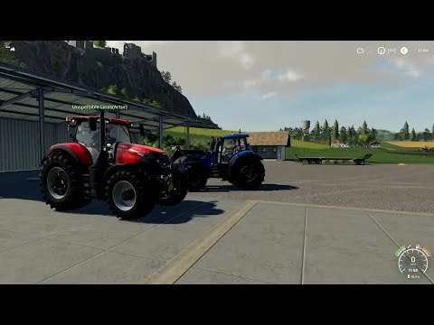 FS19 Timelapse #14 - New fields and a brand new tractor!