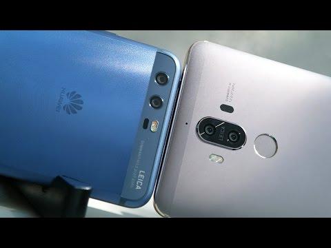 Huawei P10 vs Mate 9: Beauty and the Beast...