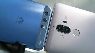 Huawei P10 vs Mate 9  Beauty and the Beast