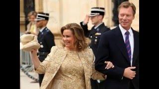Happy 60th Birthday Grand Duchess Maria Teresa of Luxembourg