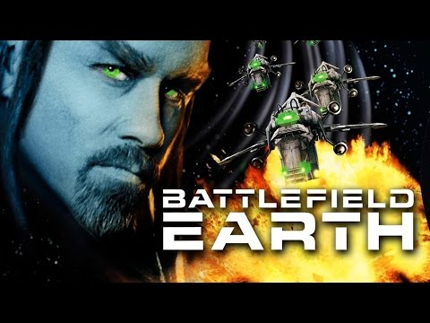 Battlefield Earth (2000) Movie Review/Huge Rant