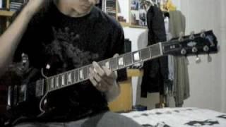 terror - find my way (guitar cover)