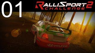 NIZZU Plays RalliSport Challenge 2 LIVE Part 1 Career Playthrough Gameplay (Original Xbox)