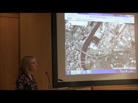 PRONI - A Digital Landscape:  Exploring Historical Map Applications