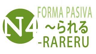 La forma pasiva en japonés - JLPT N4 Curso NOKEN thumbnail