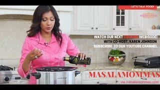 Webisode 15: Slow Cooker Chicken Curry