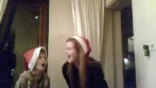 Mascha en Mârvin jingle bell rock