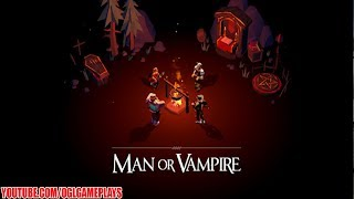 Man or Vampire Android/iOS Gameplay