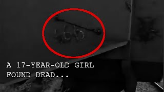 scariest video ever ghost girl caught on tape in abandoned train   scary videos of ghosts on tape
