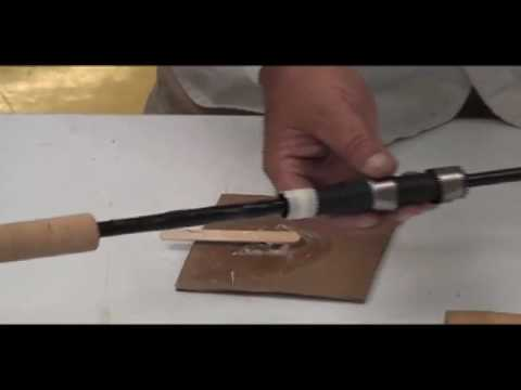 Rod Building 101 - Handle Kit Assembly