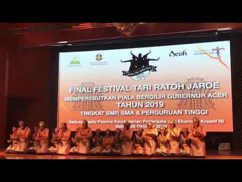 Ratoh Jaroe Undip17 At Final Ratoh Jaroe Piala Bergilir Gubernur Aceh 2019