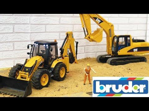 BEST OF RC CONSTRUCTION! Excavator, JCB, Crane, Dump truck
