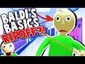 THE WORST BALDI'S BASICS RIPOFFS EVER CREATED! | Baldi's Basics Mobile Ripoffs
