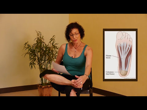 5 Effective Exercises for Plantar Fasciitis with Lulu Peelle, Yoga Therapist