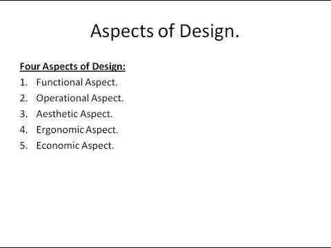 Lecture17 Chapter1 Aesthetic Aspect in Design of Machine Elements. (17610)
