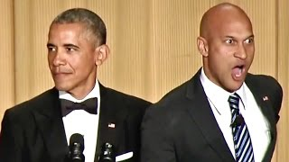 President Obama's Anger Translator at White House Correspondent's Dinner
