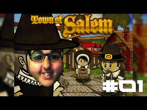 Baba Kandırıyor :D - Town of Salem(Türkçe)