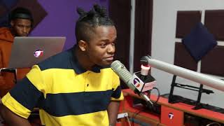 WHOZU: NIMEBAKI TU NA BOXER / GIGY MONEY FUNDI, NOMA KWA KUDANGA