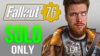 Fallout 76: SOLO Melee Build Gameplay Walkthrough (Part 1)