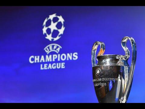 Champions League : le tableau des quarts de finale - YouTube