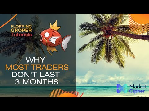 Why Most Traders Don't Last 3 Months