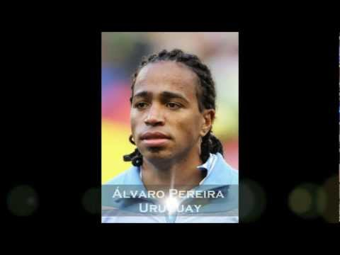 Faces of Afro Latin Americans