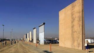 Стены на границе США и Мексики не будет? Конгресс США не выделил 5 миллиардов на проект Трампа
