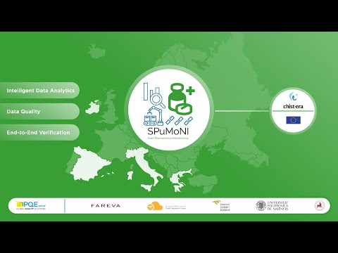 Smart Pharmaceutical Manufacturing - SPuMoNI
