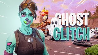 GHOST GLITCH in Fortnite: Battle Royale (I Don't Exist?!)