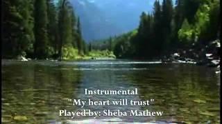 My heart will trust - hillsong (instrumental)