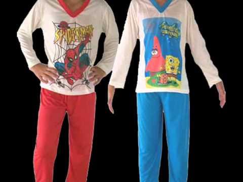 0fc7ee87a Fabrica de Pijama Atacado - YouTube