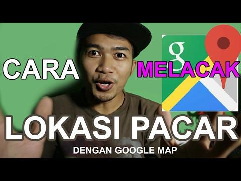 Cara Melacak lokasi pacar dengan Google Maps Share Location