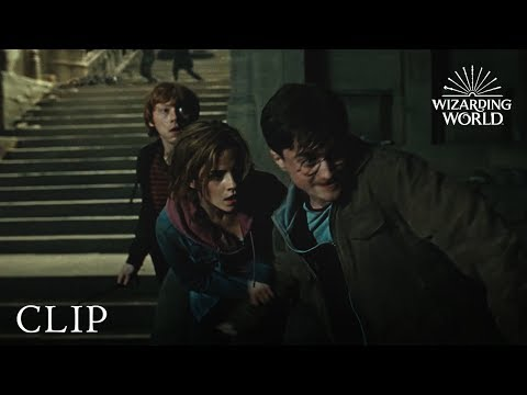 The Battle of Hogwarts | Harry Potter and the Deathly Hallows Pt. 2