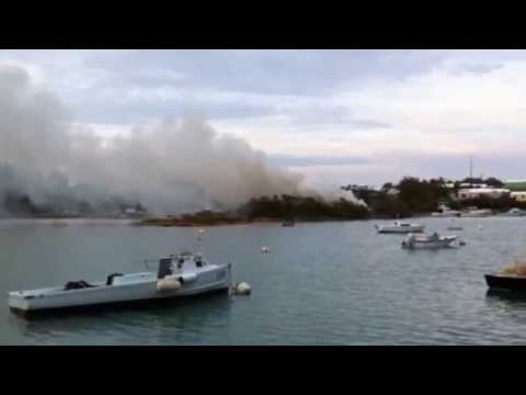 Fire In St Georges May 31 2013