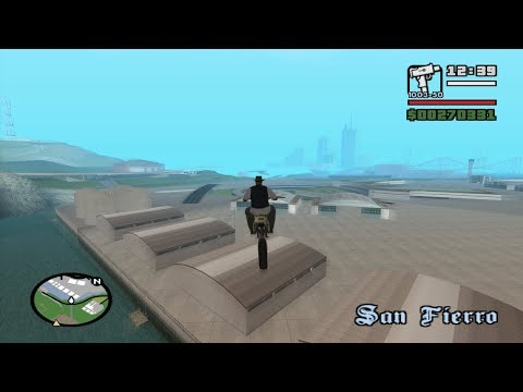 GTA San Andreas - Body Harvest - Badlands Mission 4